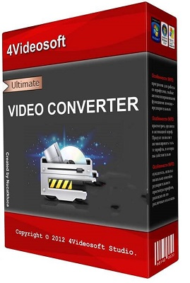 4Videosoft Video Converter Ultimate 7.2.6 x64 - ENG