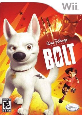 [WII] Bolt (2009) - ITA