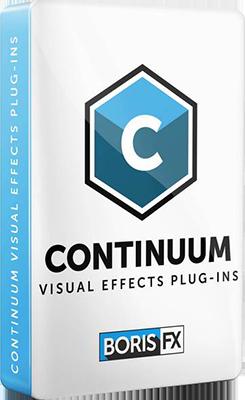 Boris FX Continuum Complete 2021.5 v14.5.0.1131 64 Bit (Adobe & OFX) - Eng