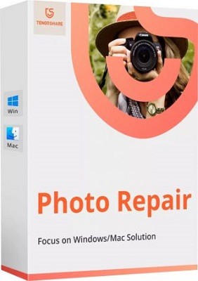 Tenorshare Photo Repair v1.0.0 - ENG