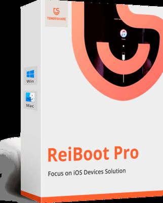 [MAC] Tenorshare ReiBoot Pro v7.5.3.3 macOS - ITA