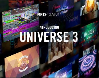 Red Giant Universe v3.2.0 x64 - ENG