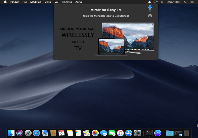 [MAC] Mirror for Sony TV 3.4.1 macOS - ENG