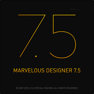 Marvelous Designer v7.5 Enterprise v4.1.100.33300 64 Bit - Eng