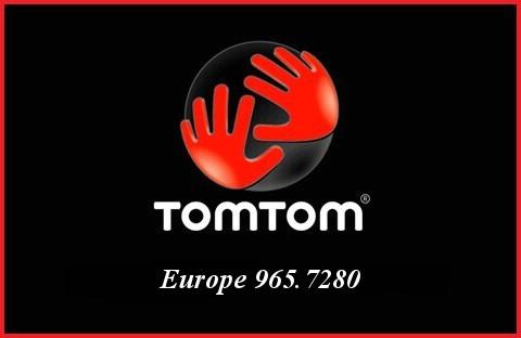 Tom Tom Europe 965.7280