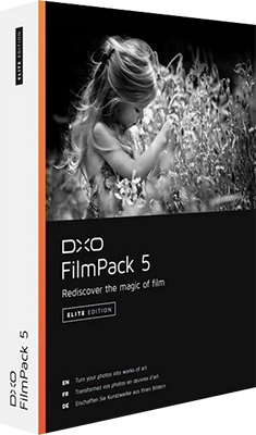 DxO FilmPack Elite 5.5.22 Build 592 x64 - ENG