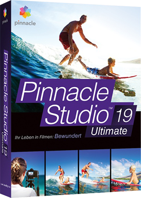 Pinnacle Studio Ultimate v19.0.1.10160/245 - Ita