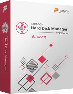 Paragon Hard Disk Manager 17 Business WS 17.16.12 + WinPE - ENG