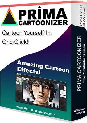 Prima Cartoonizer v4.1.2 x64 - ENG