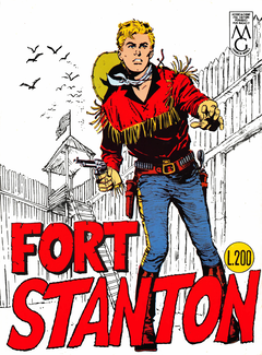 Zenit Gigante 028 - Fort Stanton (1963)