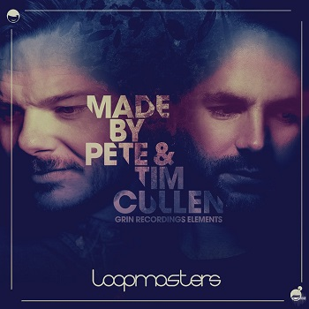 Loopmasters Made by Pete & Tim Cullen - Grin Recordings