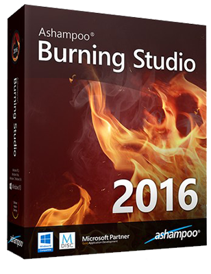 Ashampoo Burning Studio 2016 v16.0.0.25 - Ita
