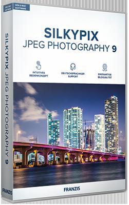 SILKYPIX JPEG Photography 9.2.14.0 - ENG