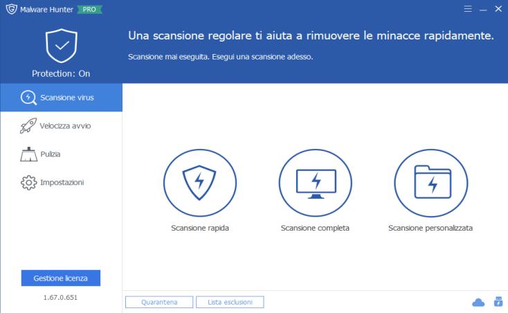 Glary Malware Hunter PRO 1.77.0.663 - ITA
