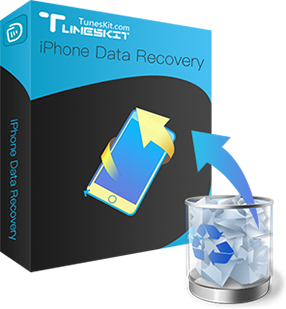 Tuneskit iPhone Data Recovery 2.3.3.30 - Eng