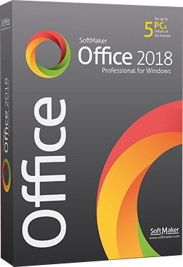 SoftMaker Office Professional 2018 Rev 922.0122 - ITA