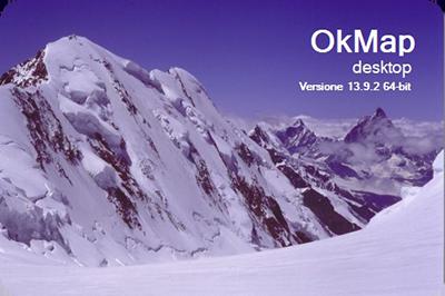 OkMap v15.2.1 x64 - ITA