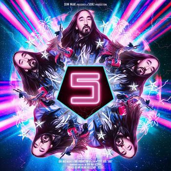 Steve Aoki – 5OKI [EP] (2018) .mp3 - 320 Kbps