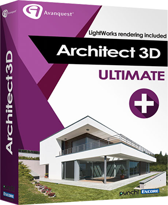 Architect 3D 2017 Ultimate Plus v19.0.1.1001 - ENG