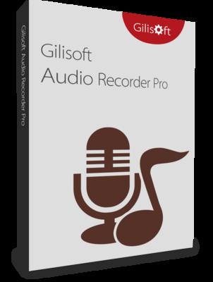 GiliSoft Audio Recorder Pro 8.3.0 - ENG