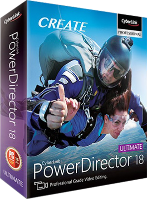 CyberLink PowerDirector Ultimate 18.0.2313.0 - ITA