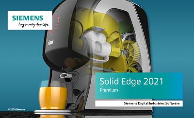 Siemens Solid Edge 2021 MP5 Premium x64 - ITA