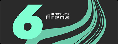 Resolume Arena 6 v6.0.11 64 Bit - Eng
