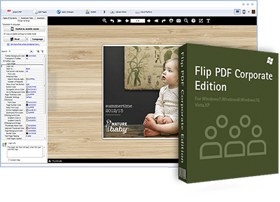 Flip PDF Corporate Edition v2.4.8.1 DOWNLOAD PORTABLE ITA