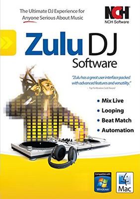 NCH Zulu DJ Software Masters Edition v4.10 - Eng