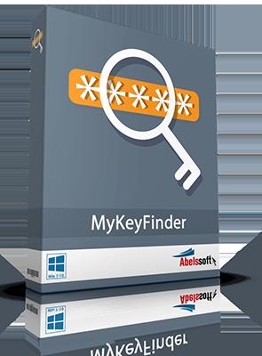 Abelssoft MyKeyFinder 2018 v7.0 - Eng