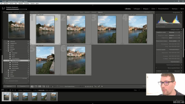 Udemy - Udemy - Corso Adobe Lightroom CC - Dalle basi all'uso professionale - ITA