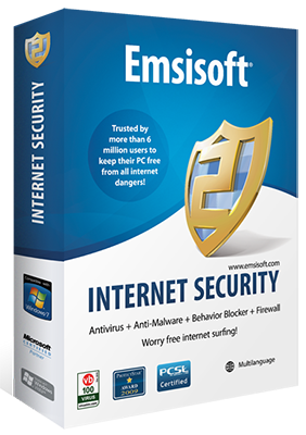 Emsisoft Internet Security v11.0.0.6131 Hot Fix 3 - Ita