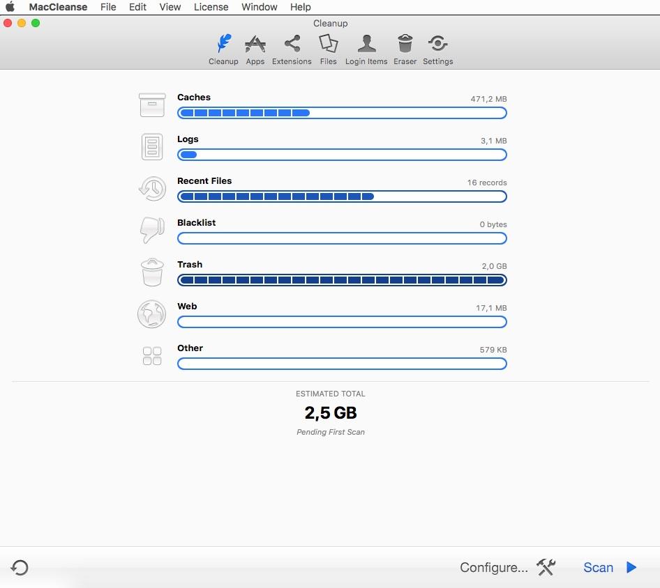 [MAC] MacCleanse 8.1.1 macOS - ENG