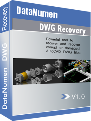 DataNumen DWG Recovery v1.7.0.0 - ENG