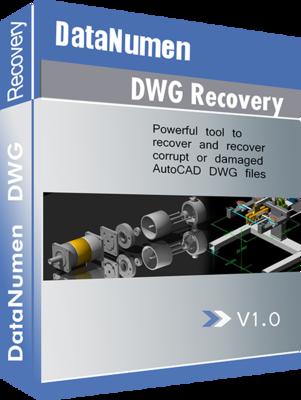 DataNumen DWG Recovery v1.7.0.0 - ENG