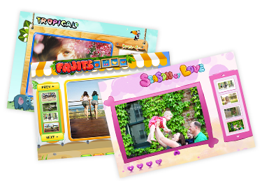 iPixSoft Flash Slideshow Creator v4.9.0.0 + Templates Pack - Ita