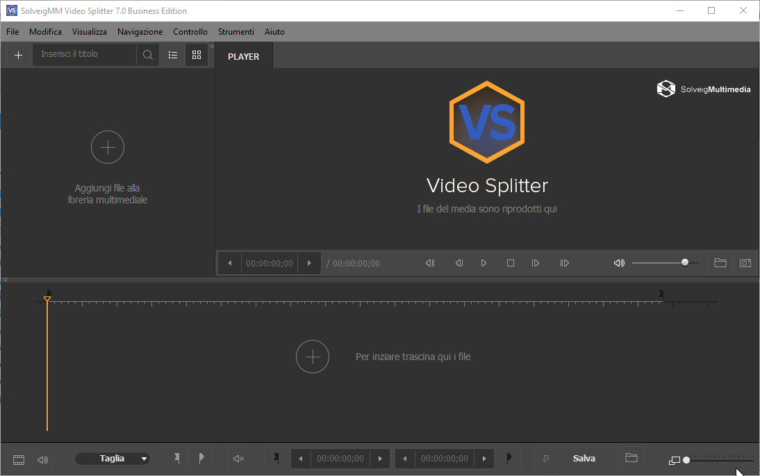 [PORTABLE] SolveigMM Video Splitter Business 7.0.1811.29 Portable - ITA