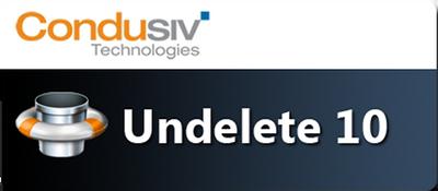 Condusiv Undelete 10 All Editions 7.0.205 - Eng