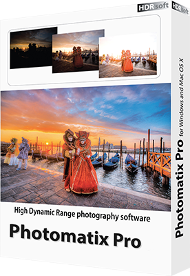 HDRsoft Photomatix Pro v6.0 DOWNLOAD ENG