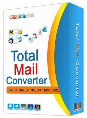 Coolutils Total Mail Converter 6.2.0.77 - ITA