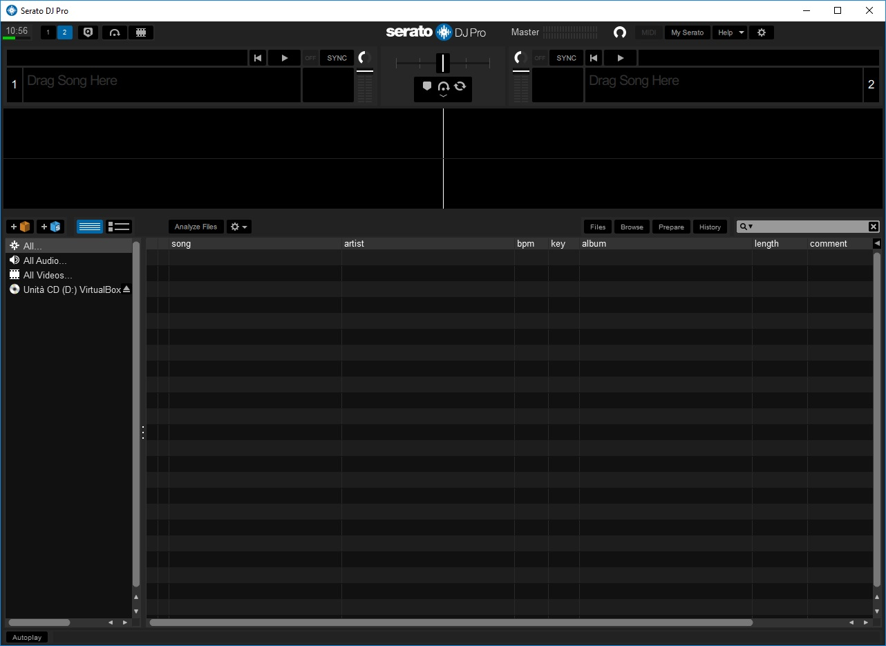 Serato DJ Pro 2.3.0 Build 28 x64 - ENG