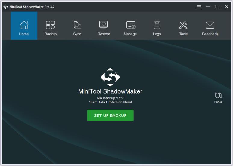 MiniTool ShadowMaker Pro 3.2 BootCD - ENG