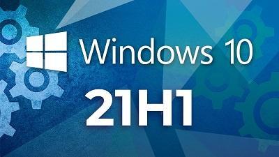 Microsoft Windows 10 Home 21H1 All-In-One - Agosto 2021 - ITA