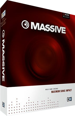 Native Instruments Massive v1.5.5 - Eng