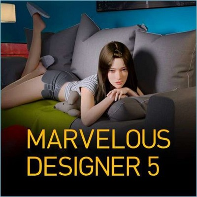 Marvelous Designer 5 Enterprise v2.3.168 - Eng