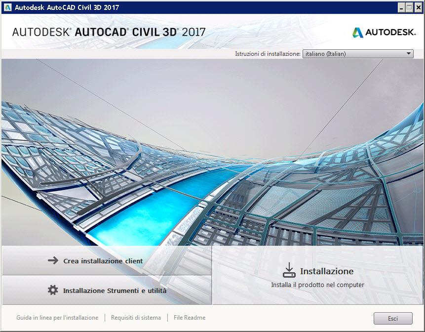 Autodesk AutoCAD Civil 3D 2017 Hot Fix 3 64 Bit - Ita \u00bb DaSolo