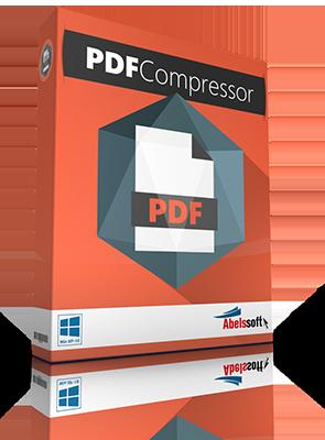 Abelssoft PDF Compressor 2018 v2.01 - ENG