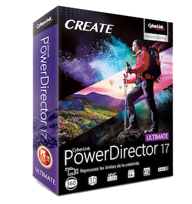 CyberLink PowerDirector Ultimate v17.0.2514.2 - ITA