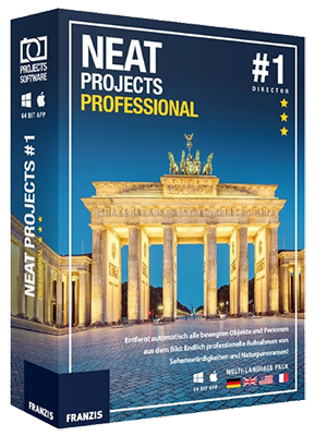 Franzis NEAT Projects Professional v1.13.02713 DOWNLOAD MAC ENG