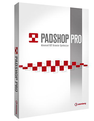 Steinberg Padshop Pro v1.2.0 64 Bit - Eng